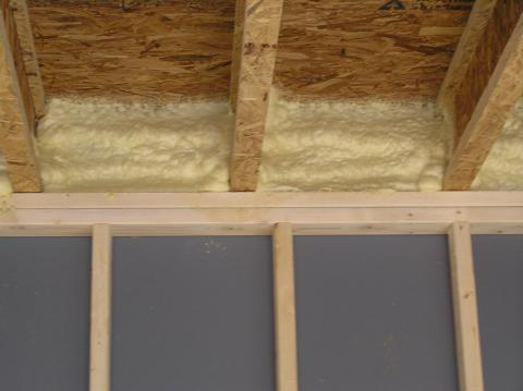 Do It Yourself Spray Foam Ideal For Rim Joist And Other