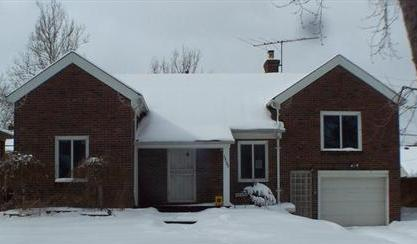 newer home ready for sale subdivision style like those throughout Simcoe county and Orillia.