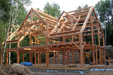 log and timberframe home inspections muskoka home cottage and commercial inspections by done. Black Bedroom Furniture Sets. Home Design Ideas
